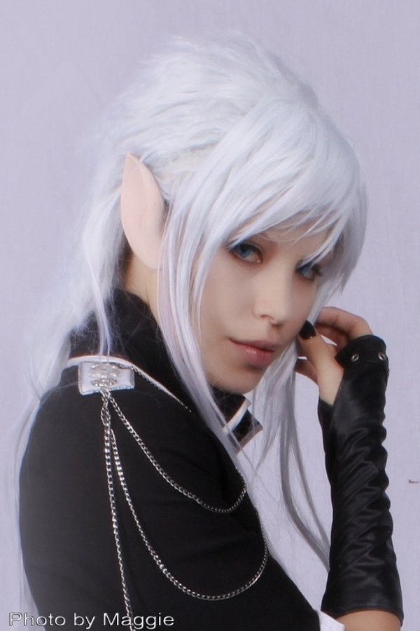 Dream of Doll Ducan elf Cosplay