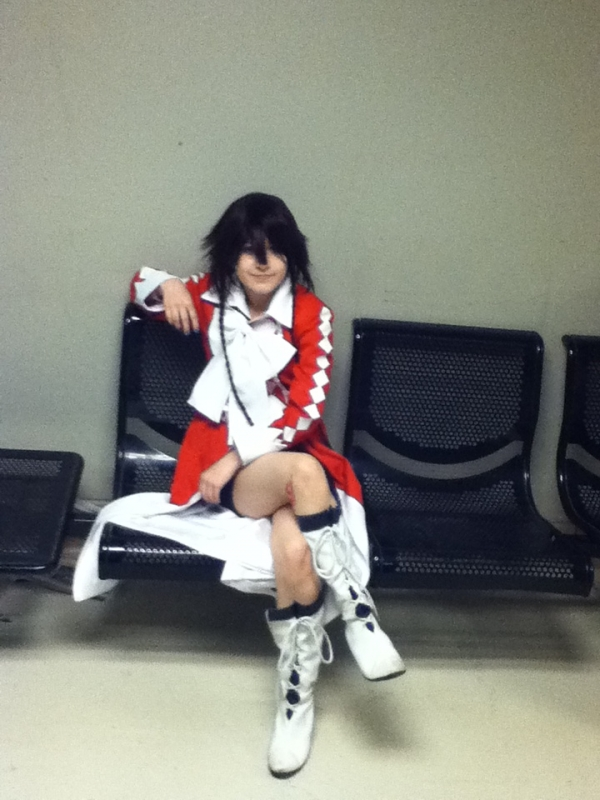 Pandora Hearts alice Cosplay Fotos