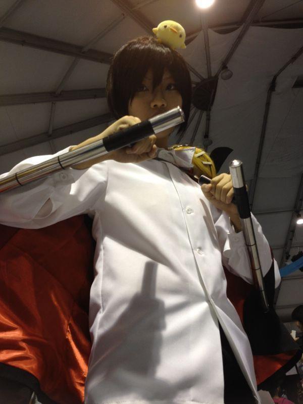 Katekyo Hitman Reborn! Hibari Kyoya コスプレ写真