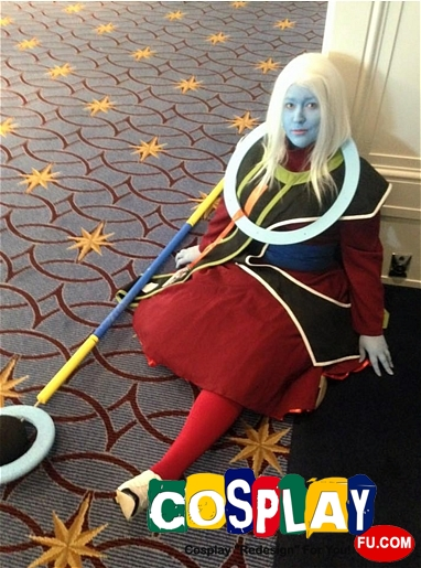 Whis Cosplay from Dragon Ball by Morgan