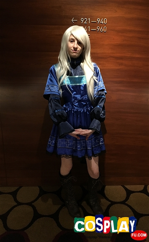 Calista Cosplay from The Last Story by Kelly