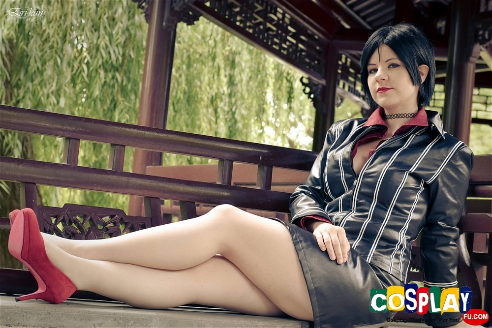 Ada Wong Cosplay from Resident Evil by Angela