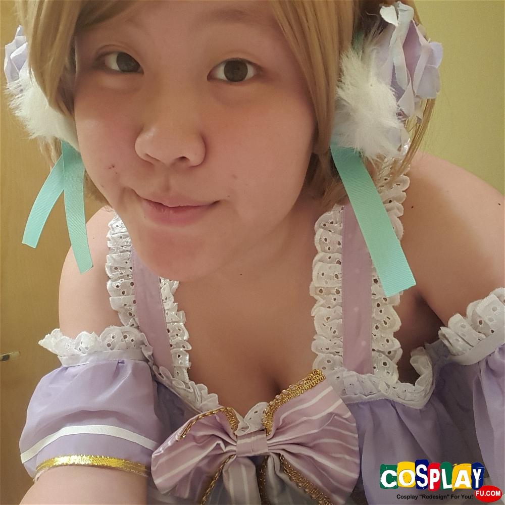 Hanayo Koizumi Cosplay from Love Live! by Naim