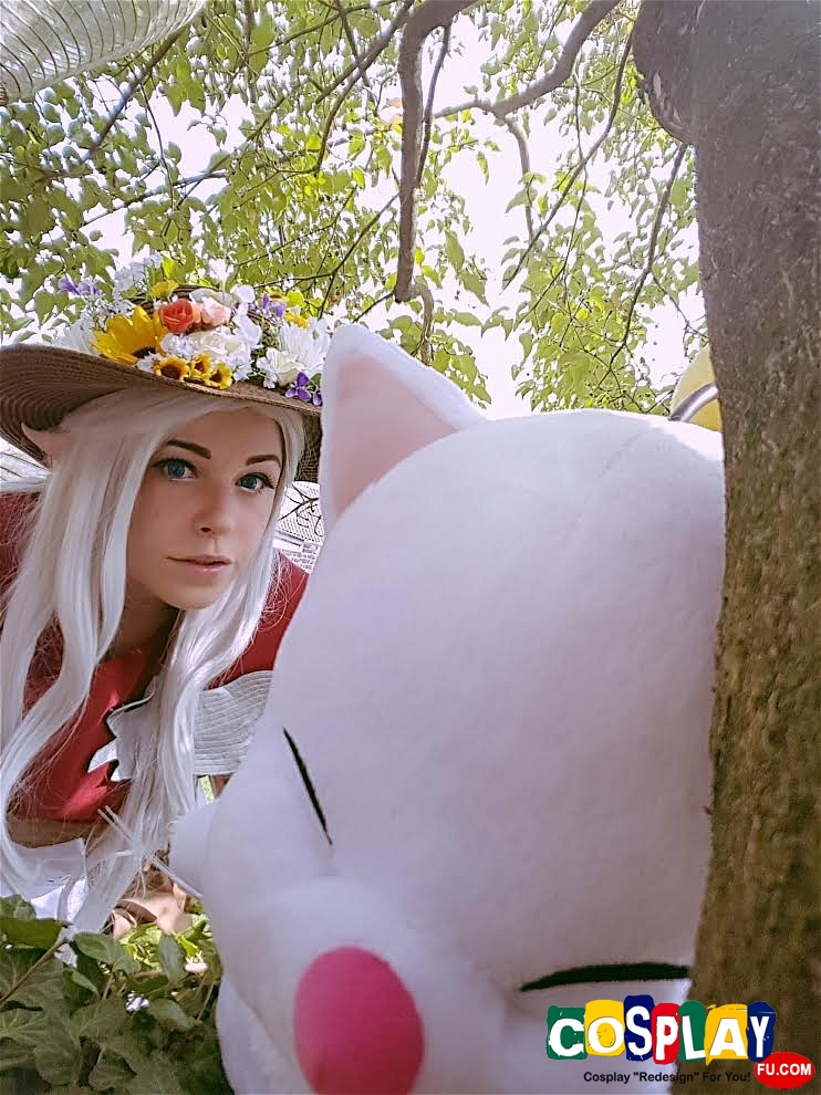 Lalafell Cosplay from Final Fantasy XIV by Sophie