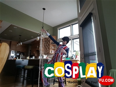 Robbie Rotten Cosplay from LazyTown by Haley