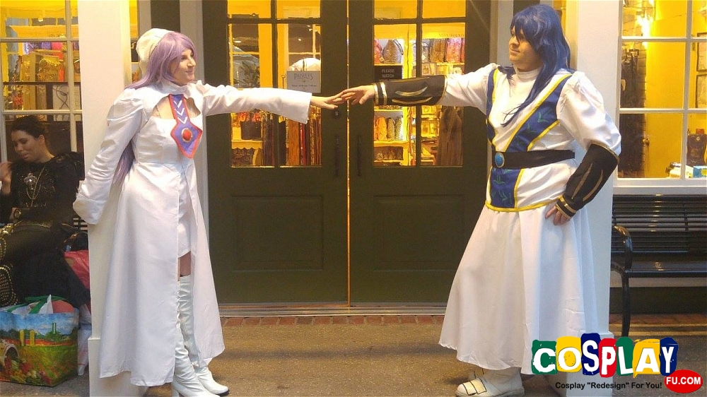 Dymlos Timber Cosplay from Tales of Destiny by Adrienne