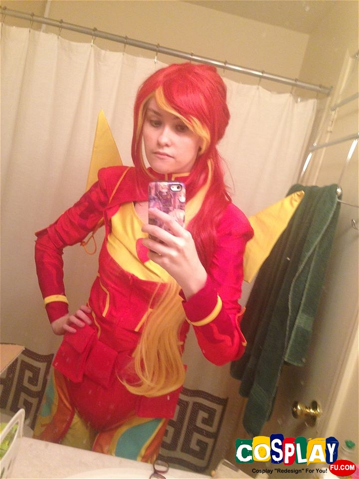Rodimus (Transformers) Cosplay from Transformers by Kayla