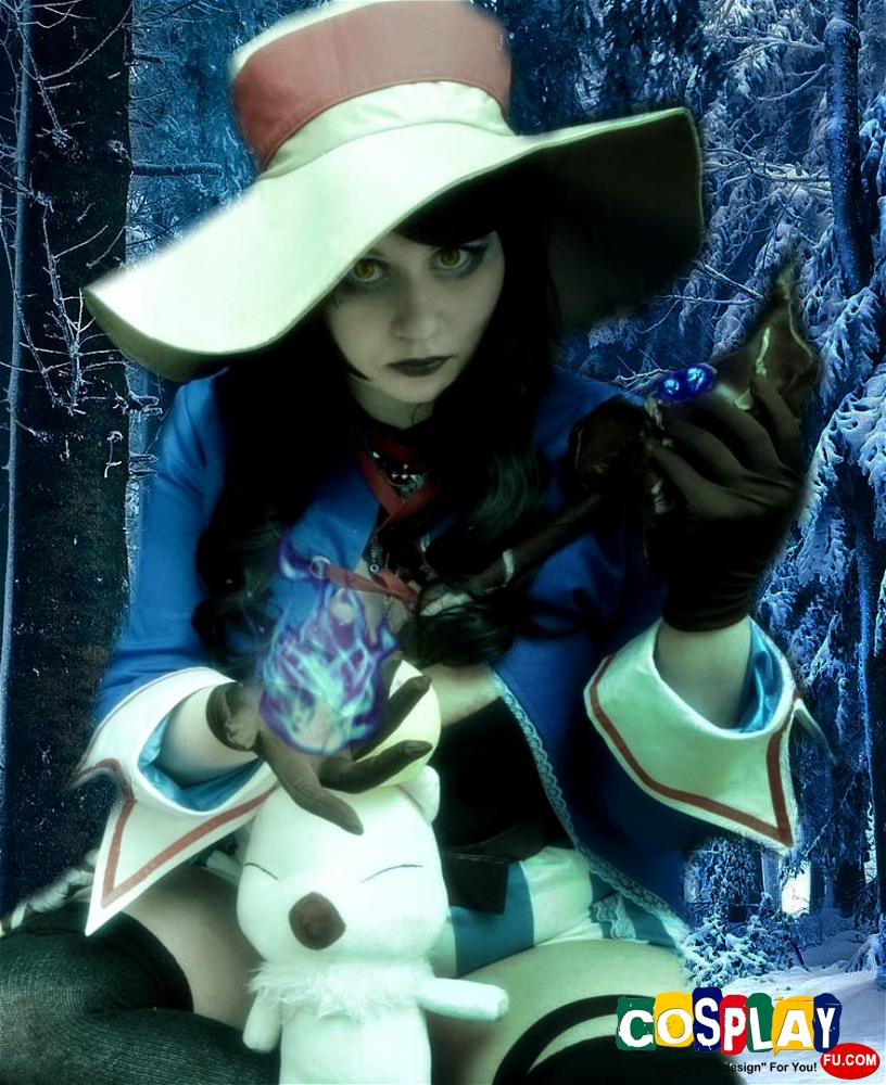 Vivi Ornitier Cosplay from Final Fantasy IX by Dieter-Dennis