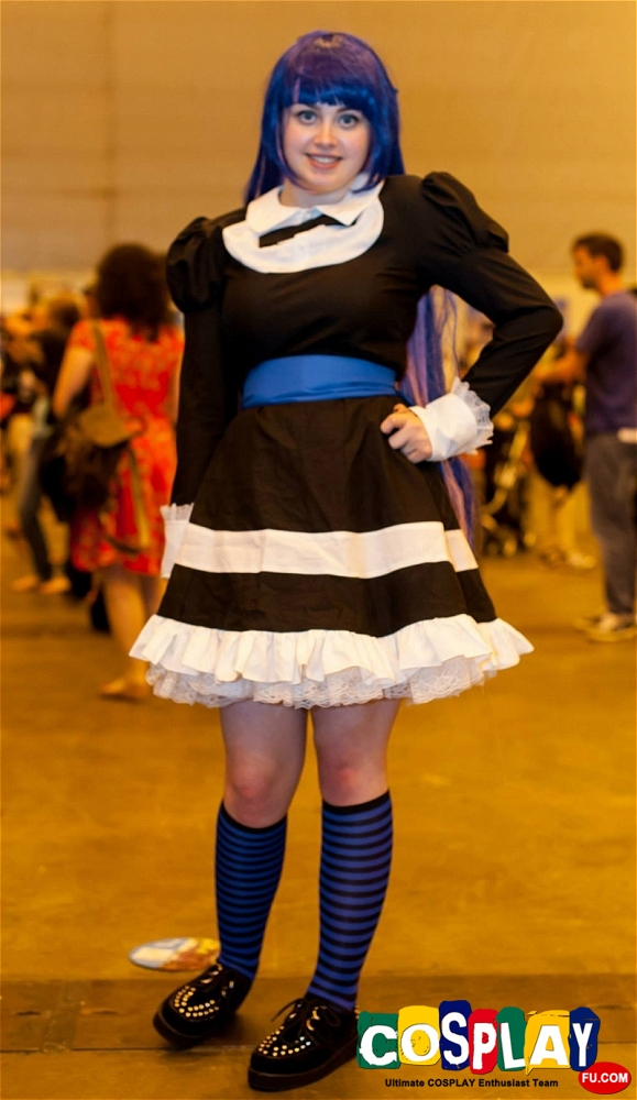 Stocking Anarchy Cosplay from Panty and Stocking with Garterbelt by Raymond
