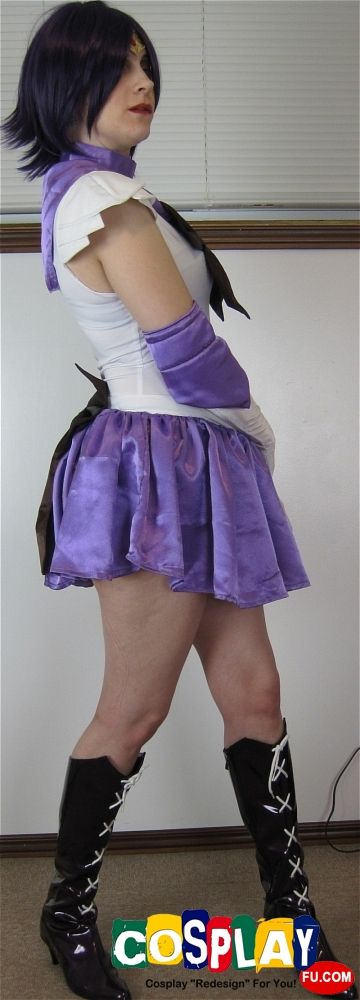 Sailor Saturn Cosplay from Sailor Moon by Keri