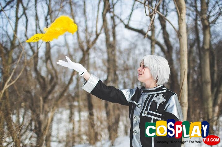 D.Gray-Man Allen Walker Photos Cosplay