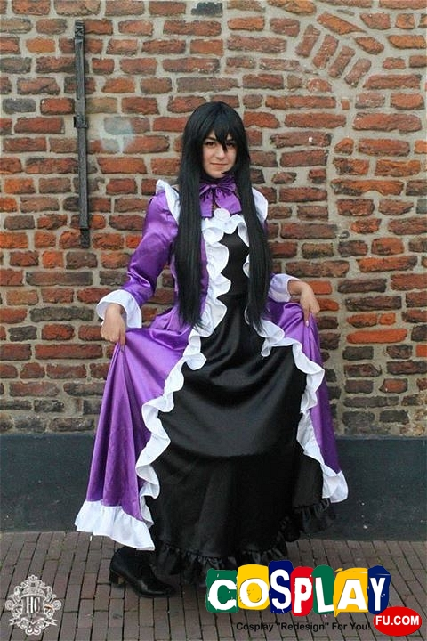 Lacie Cosplay from Pandora Hearts by Gamze