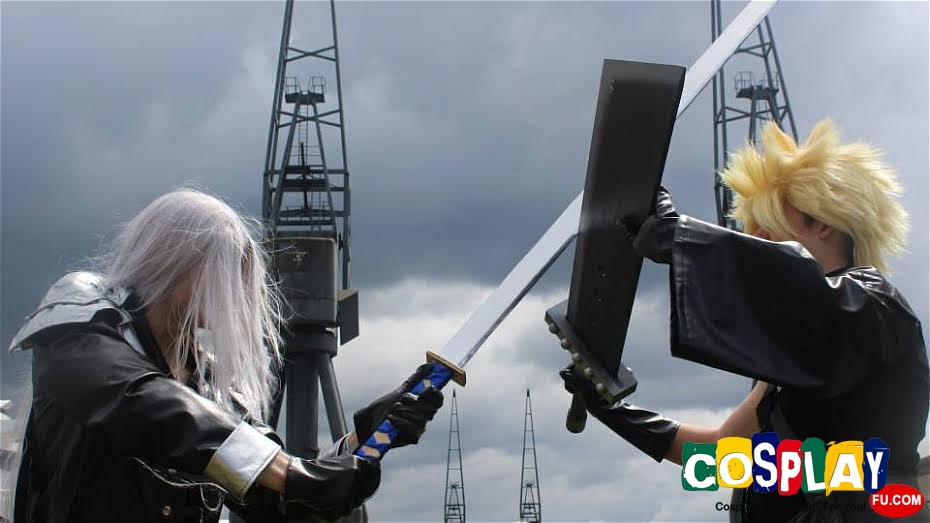 Sephiroth Cosplay from Final Fantasy by Roger
