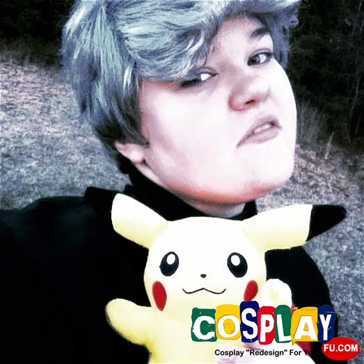 James Cosplay from Pokemon by Brianna