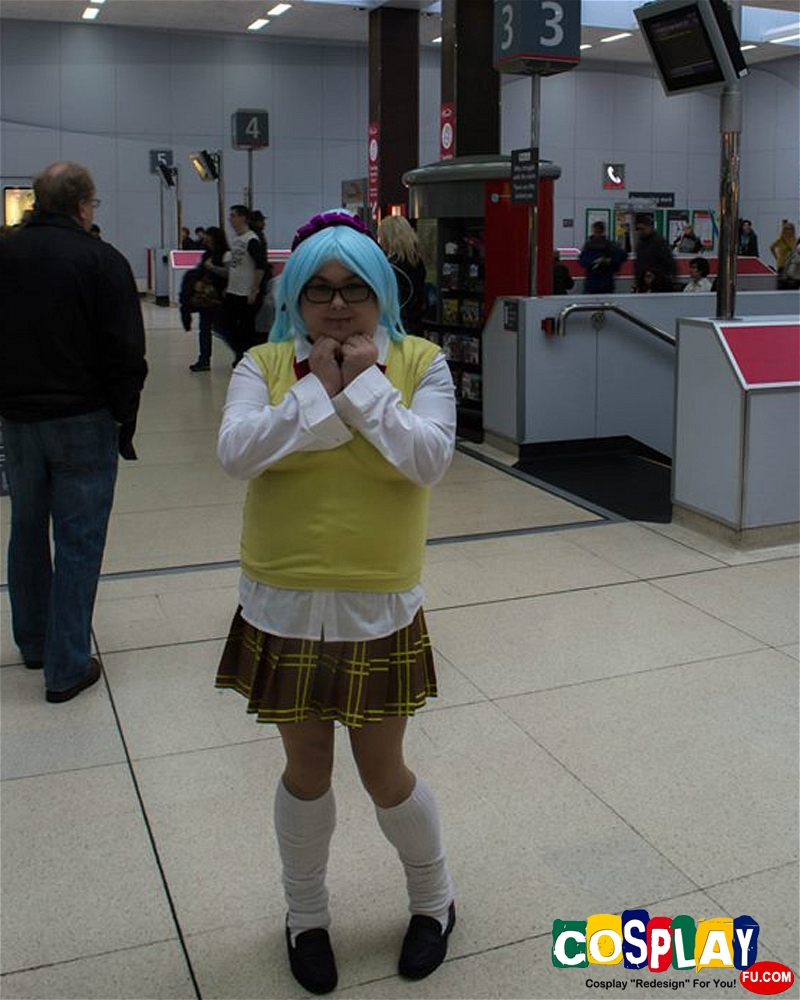 Kurumu Kurono Cosplay from Rosario Vampire by Laura