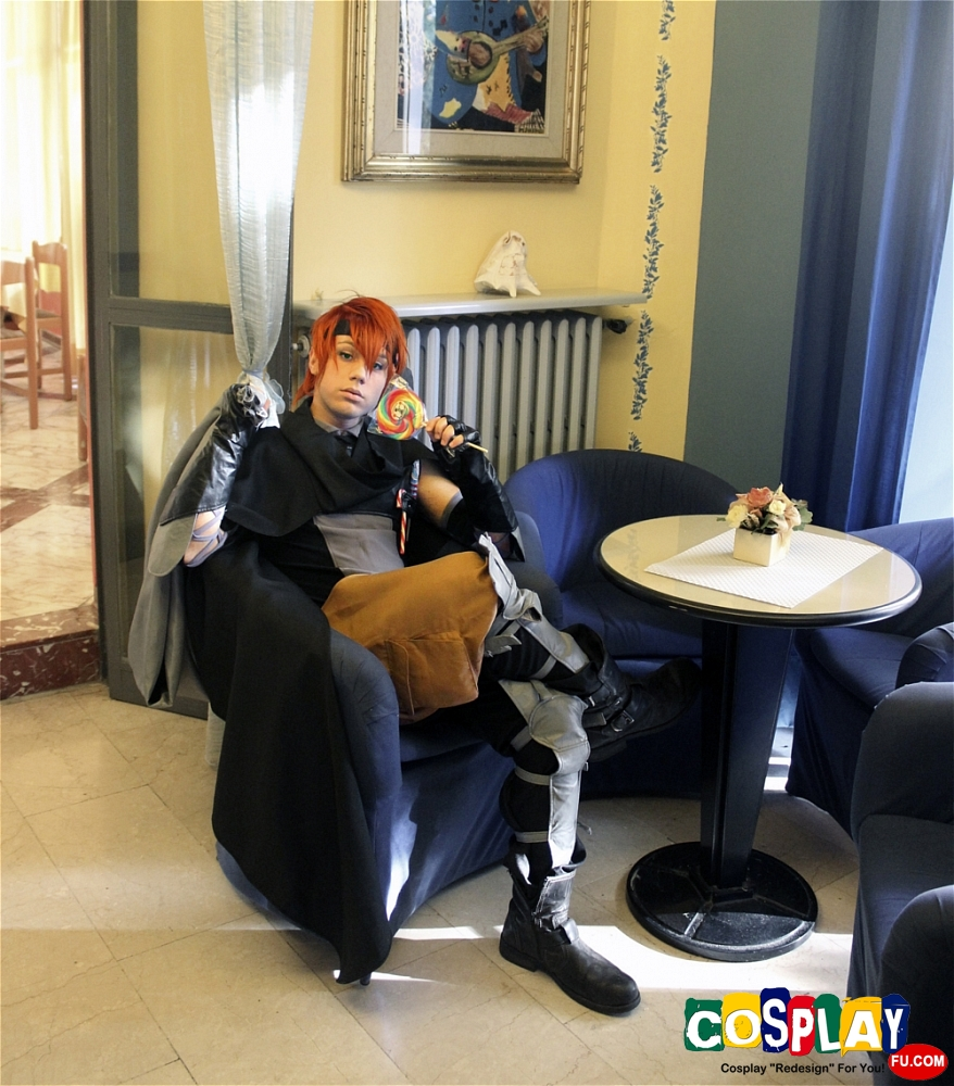Gaius (Guire) Cosplay from Fire Emblem Awakening by Gennaro