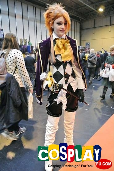 Black Butler Joker Foto Cosplay