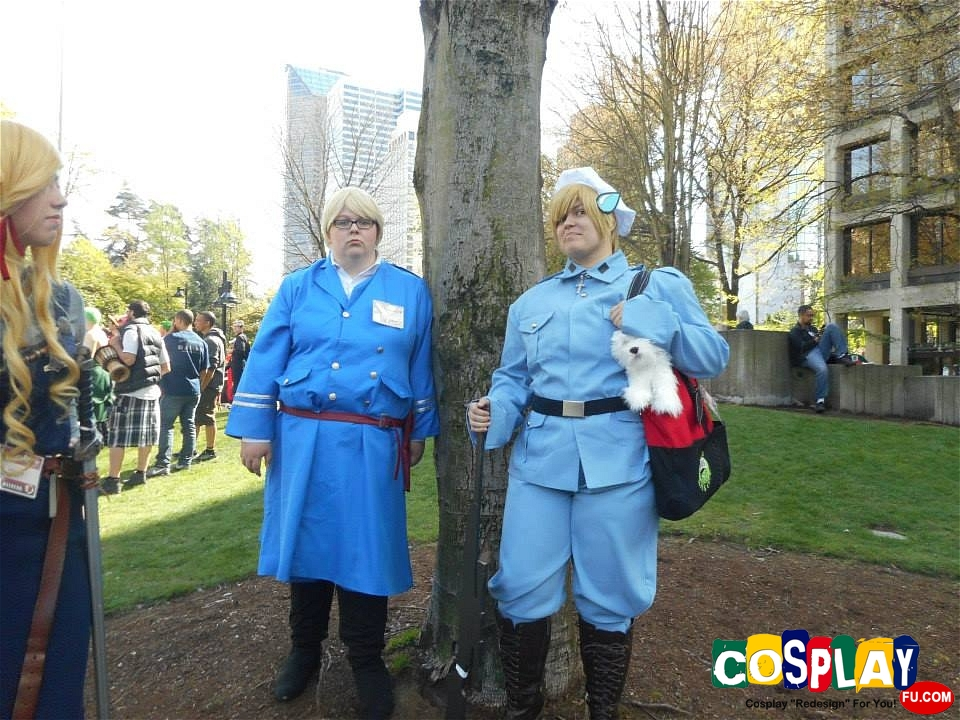 Hetalia Axis Powers Sweden Foto Cosplay