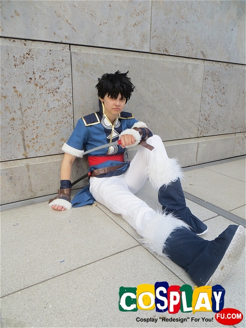 Lon'qu Cosplay from Fire Emblem Awakening by Sara