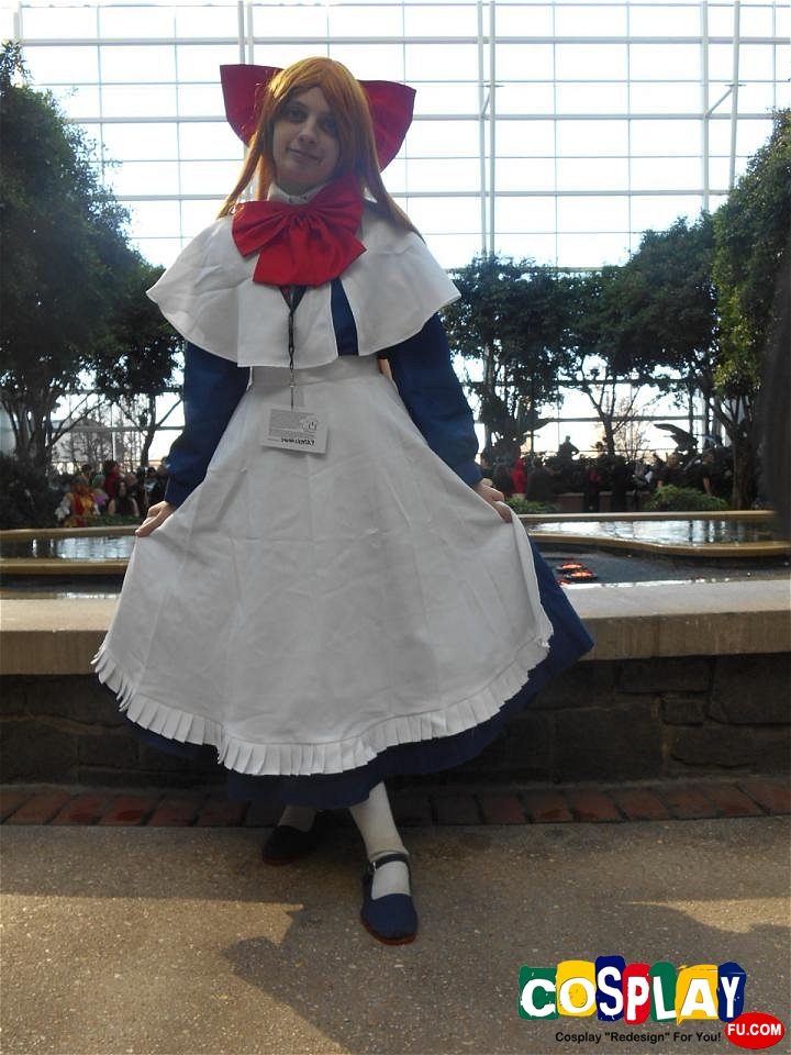 Shanghai Cosplay from Touhou Project by Earl
