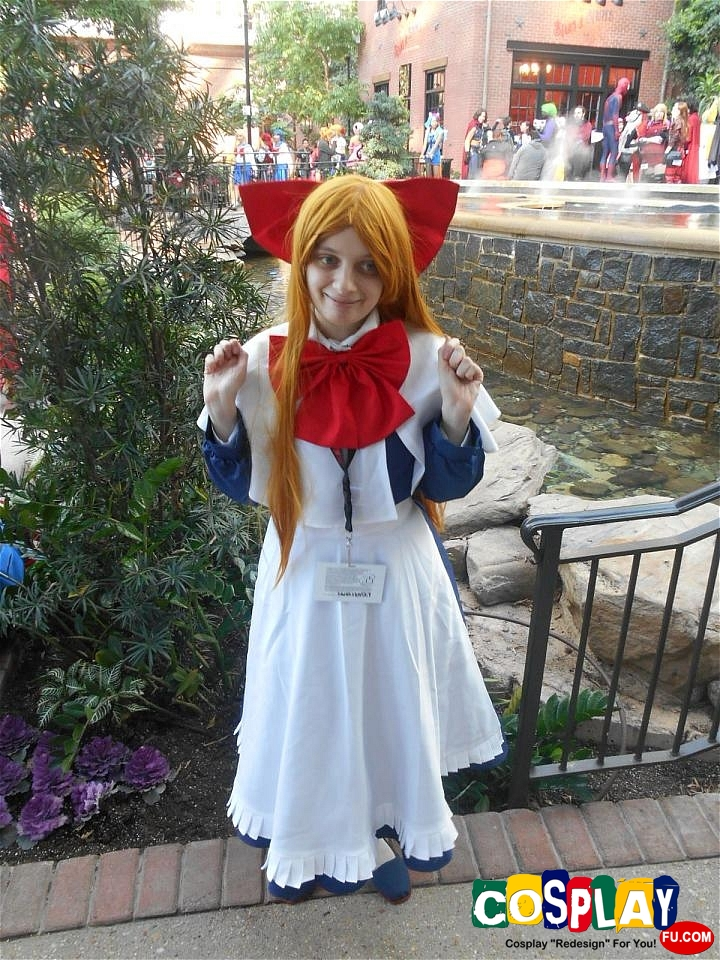 Shanghai Cosplay from Touhou Project