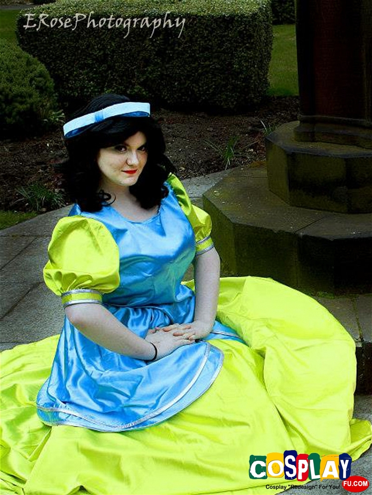 Drizella Tremaine Cosplay from Cinderella by Fiona