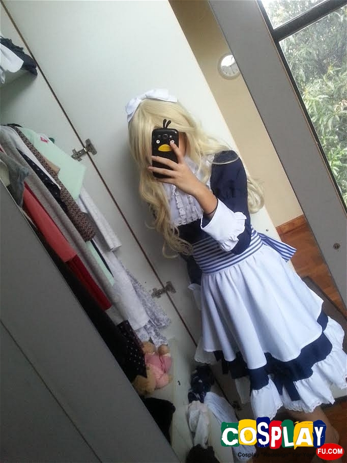 Natalya Arlovskaja (Belarus) Cosplay from Axis Powers Hetalia by Madelene