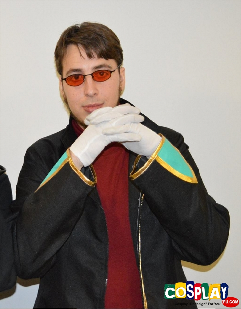 Gendo Ikari Cosplay from Neon Genesis Evangelion by Lawrence