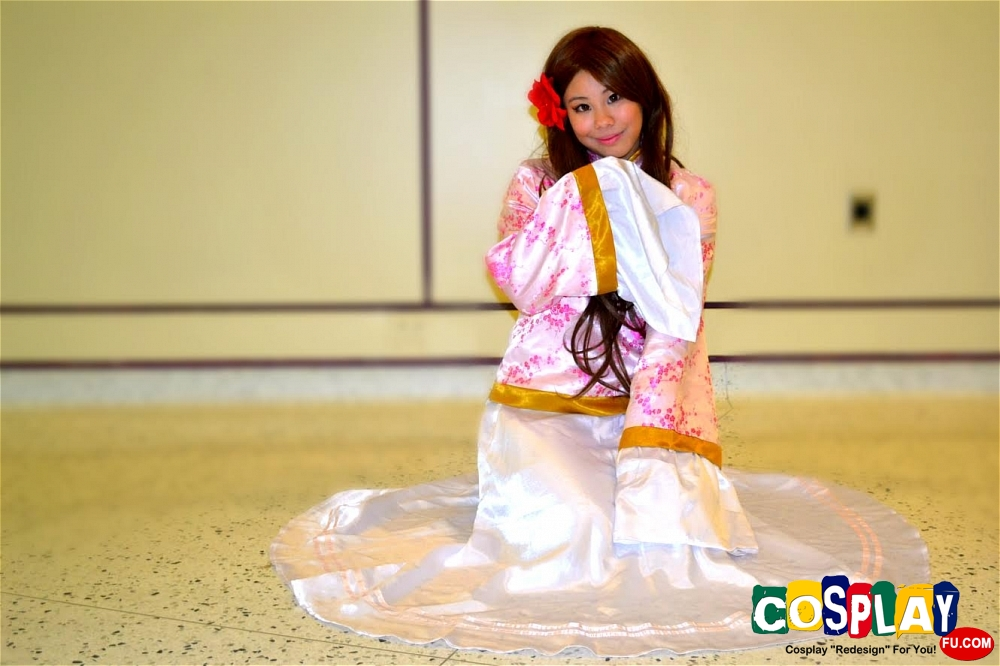Taiwan Cosplay from Axis Powers Hetalia by Joycelyn