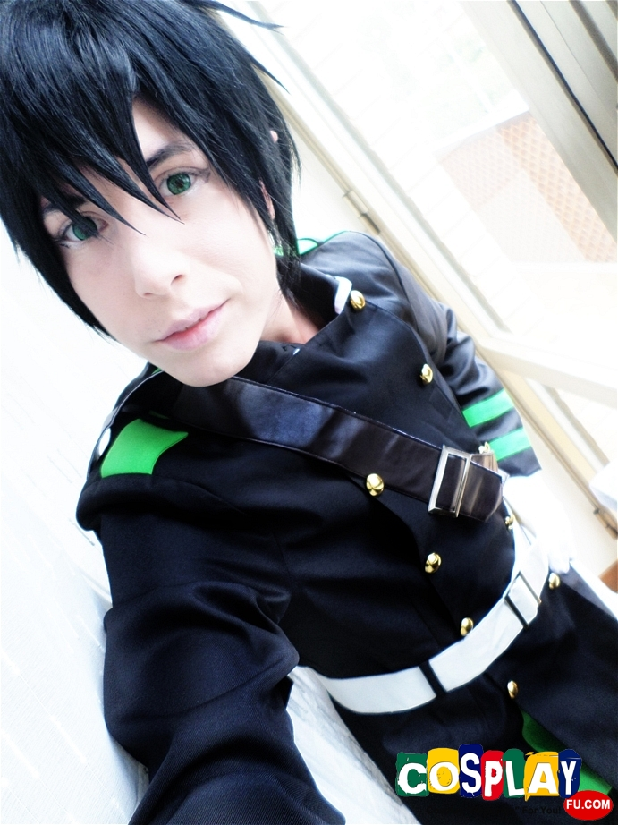 Yuichiro Hyakuya Cosplay from Seraph of the End by Floriana