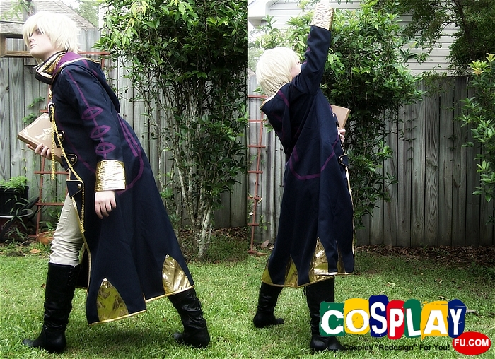 Robin Cosplay from Fire Emblem Awakening by Alexis