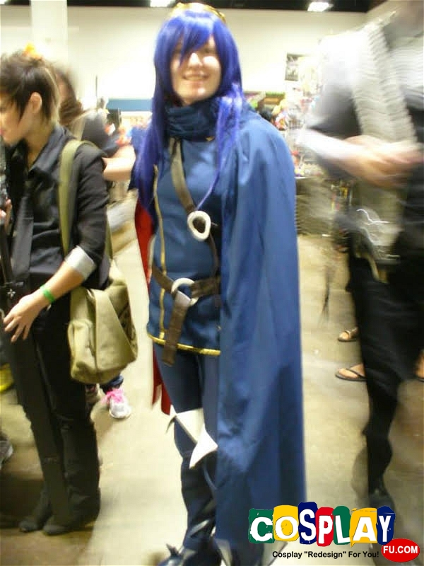 Lucina Cosplay from Fire Emblem Awakening by Shelby
