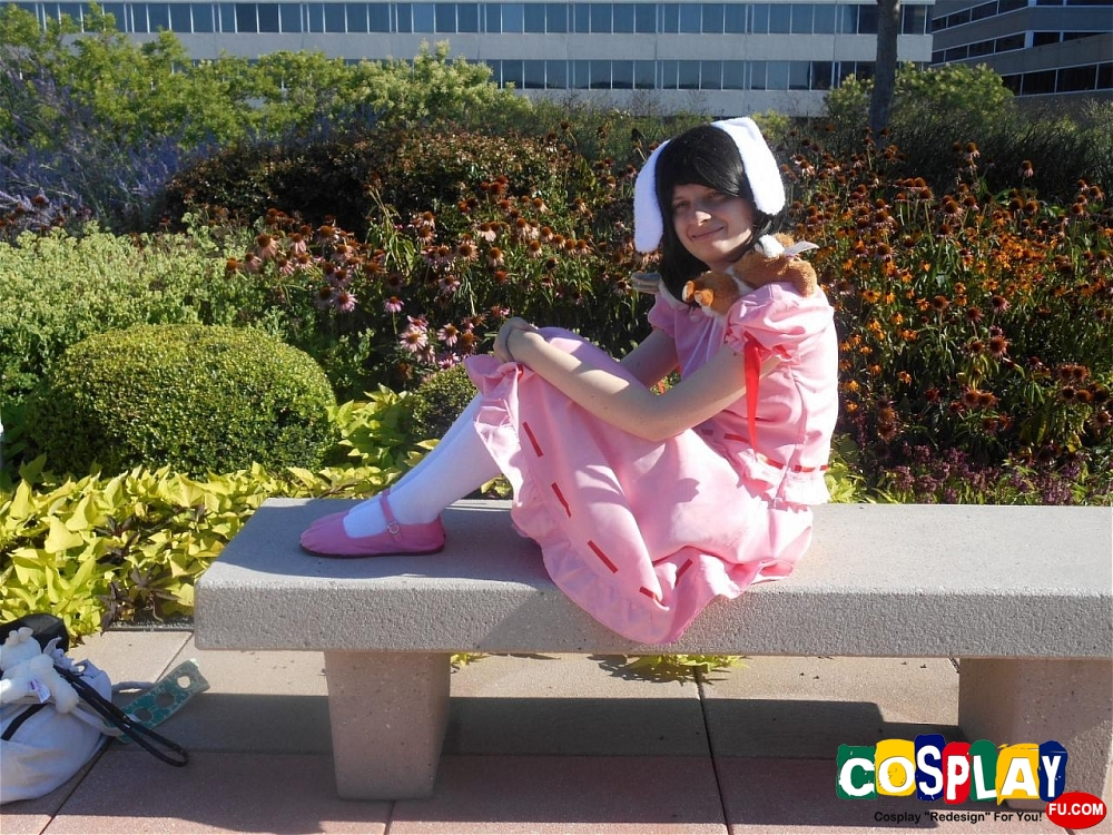 Tewi Inaba Cosplay from Touhou Project by Earl