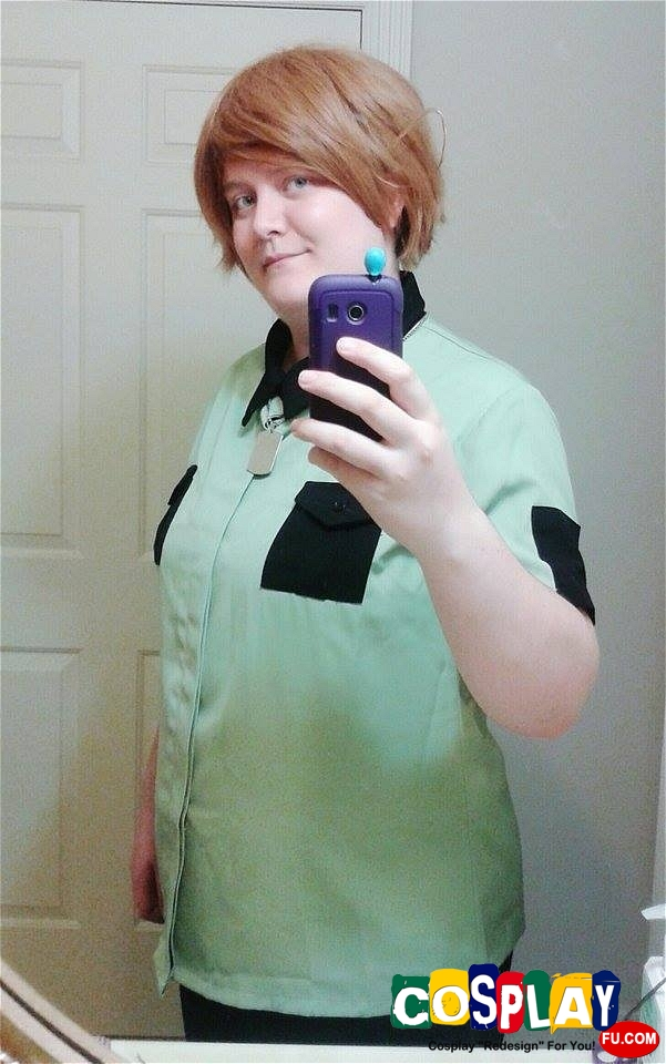Seborga Cosplay from Axis Powers Hetalia by Penelope