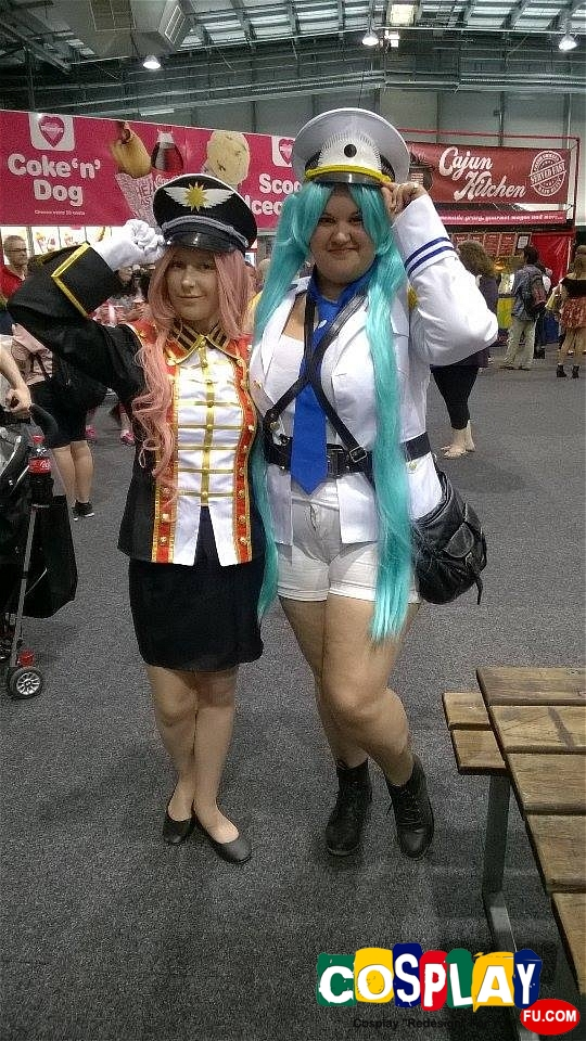 Luka Megurine Cosplay from Vocaloid by Kimberley