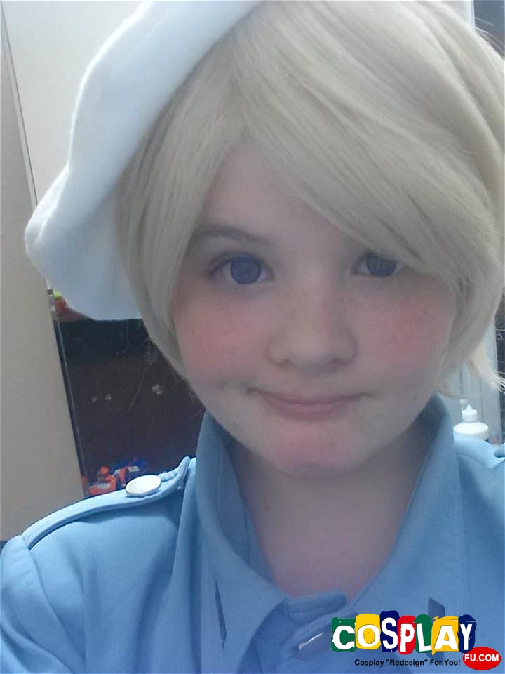 Tino Vainaminen (Finland) Cosplay from Axis Powers Hetalia by Kierstyn