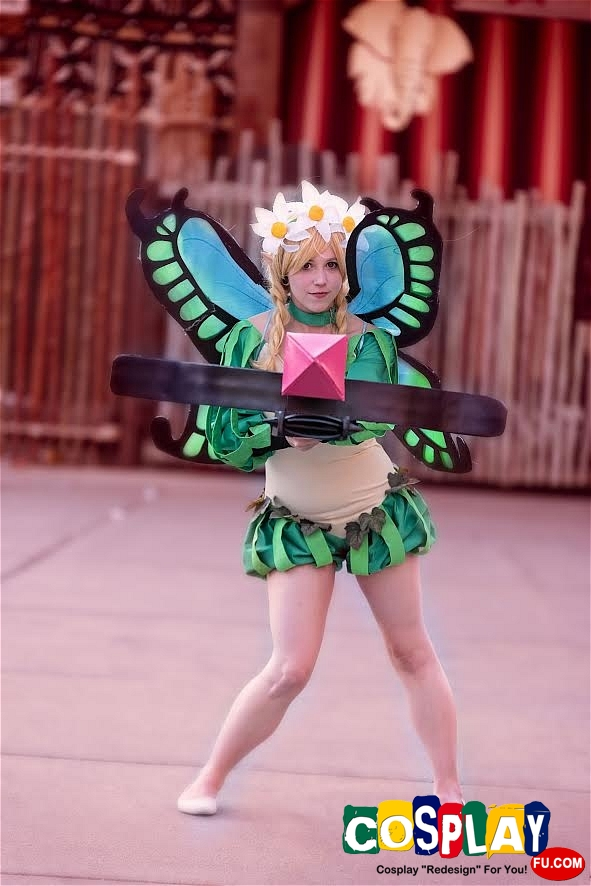 Mercedes Cosplay from Odin Sphere by Jessica
