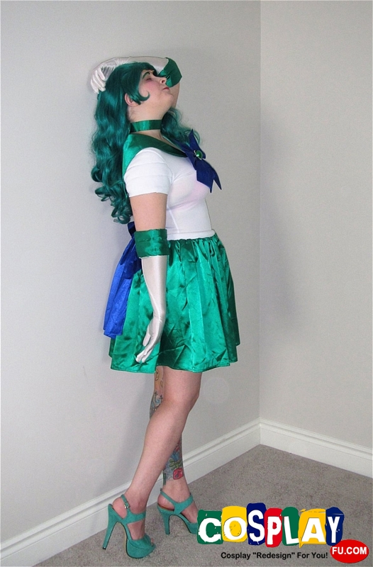 Sailor Neptune Cosplay from Sailor Moon by Keri