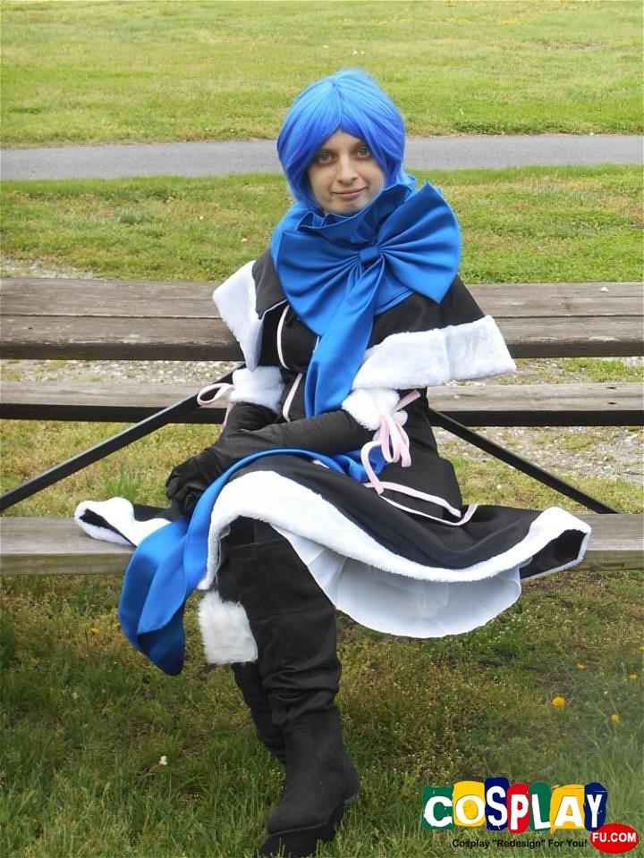 Kaito Cosplay from Vocaloid by Earl