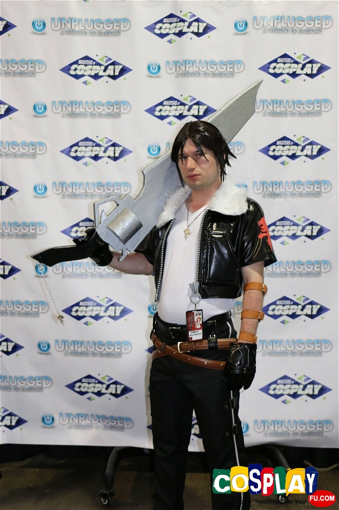 Leon Cosplay from Kingdom Hearts by Jeremy