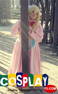 Mavis Vermillion Cosplay from Fairy Tail by Julia