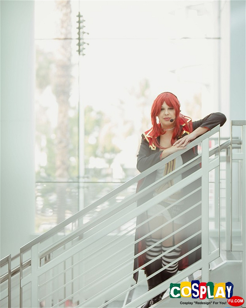 CUL Cosplay from Vocaloid by Jess