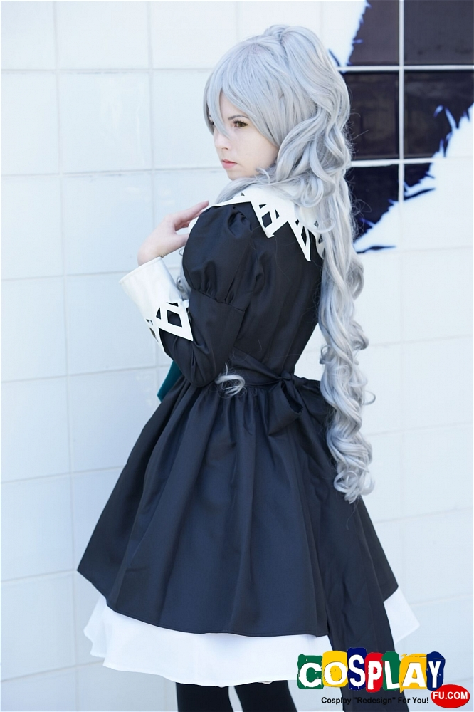 Nagisa Aoi Cosplay from Strawberry Panic by Isobel