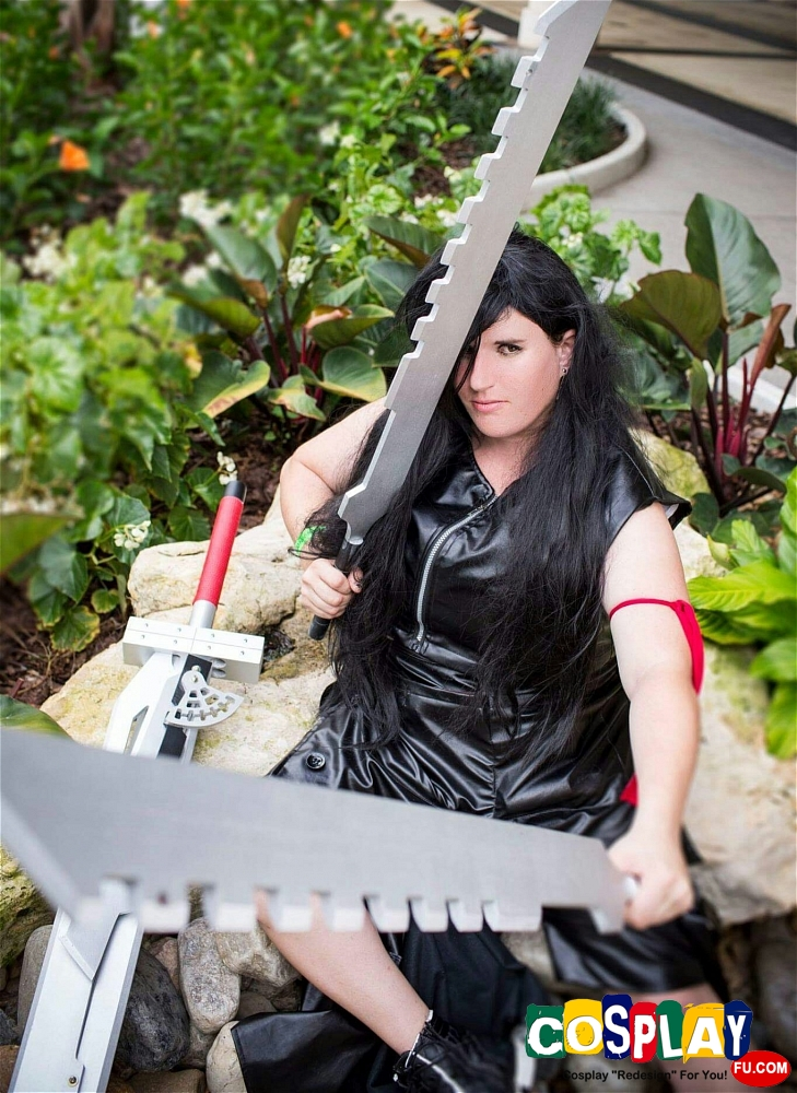 Tifa Lockhart Cosplay from Final Fantasy by Margaret