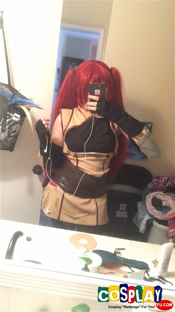 Severa Cosplay from Fire Emblem Awakening by Julia