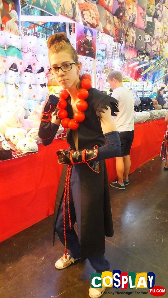 Akuma Cosplay from Street Fighter V by GUILLON