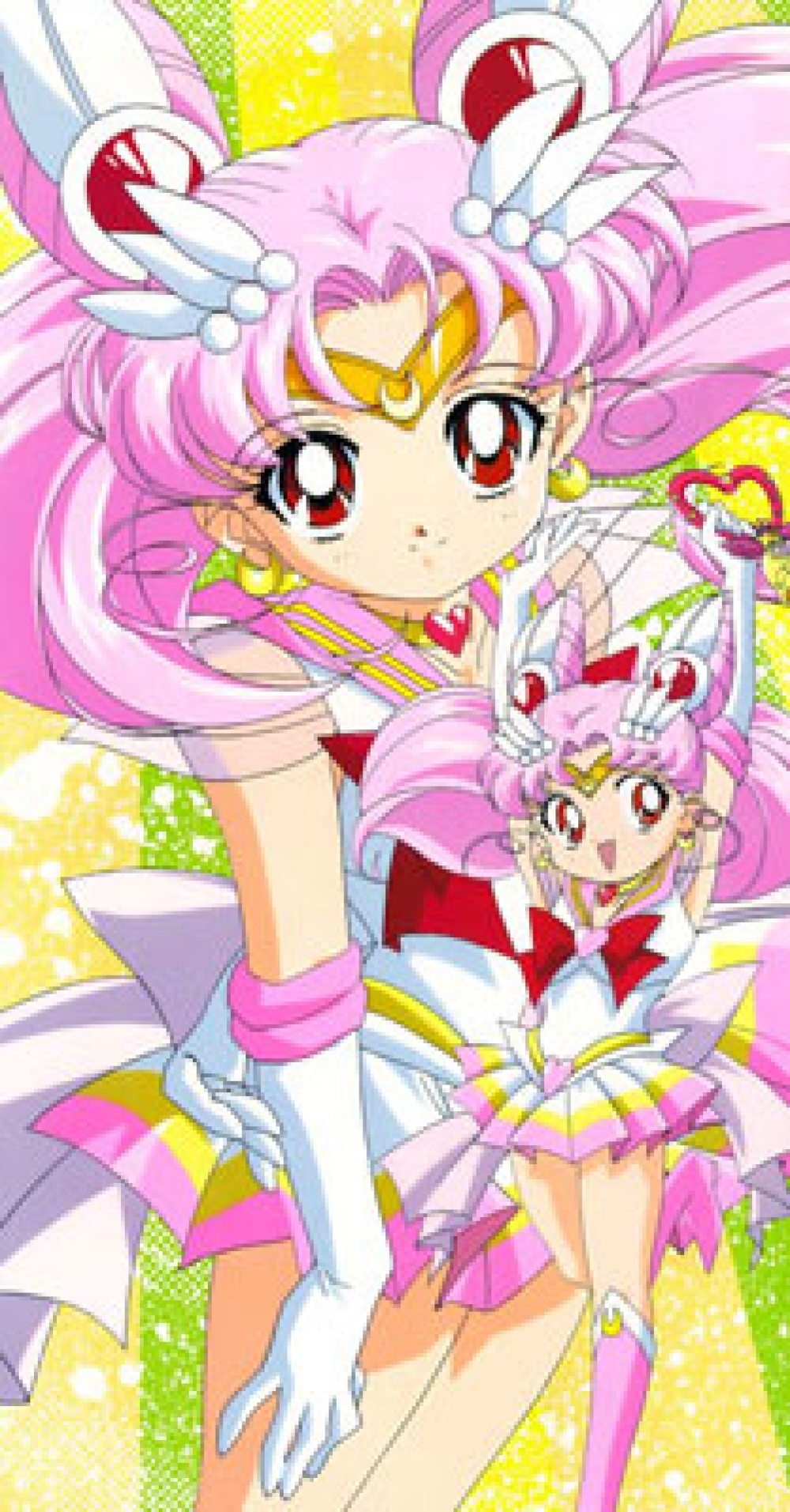 Chibi Moon character