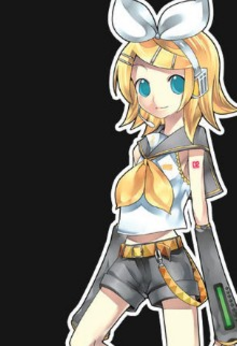 Rin Kagamine character