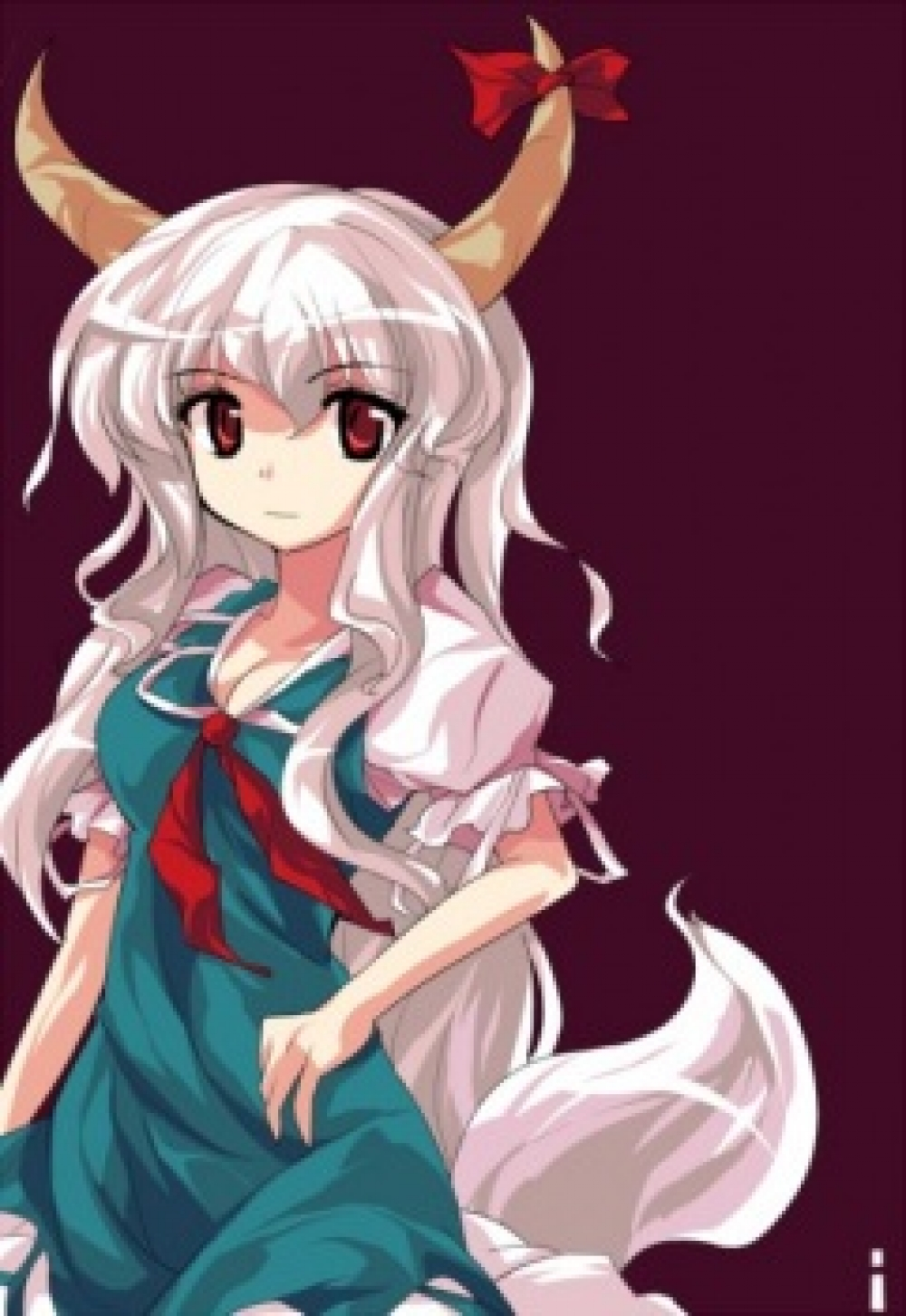 Keine Kamishirasawa character