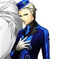 Theodore wig from Shin Megami Tensei: Persona 3
